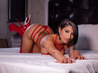 Camshow private toy DinaVeine